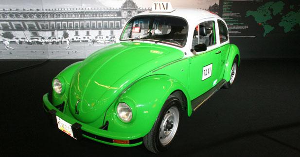 Volkswagen Coccinelle - Mexico - 1972