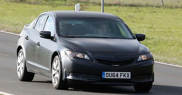 Spyshots : la nouvelle Honda Civic circule en Allemagne