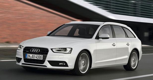 Audi : onze nouveaux moteurs lancés au premier trimestre