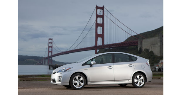La Toyota Prius franchit le cap du million d'unités aux USA