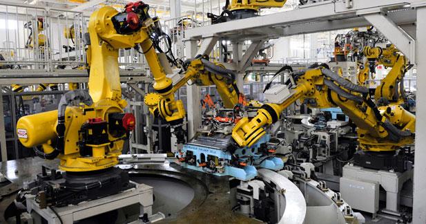 Reprise partielle de la production chez Nissan