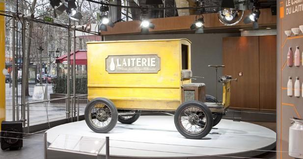 """""""Increvables depuis 1901"""" : les utilitaires Renault exposés à l'Atelier"""