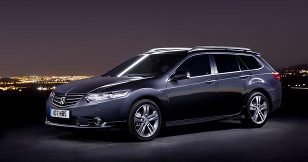 La nouvelle Honda Accord à Genève