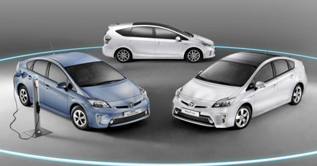 Objectif 5 millions d'hybrides chez Toyota en 2013
