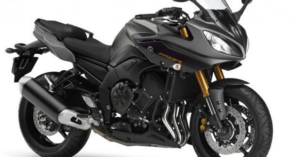 Les Yamaha FZ8 et Fazer mieux suspendues en 2013