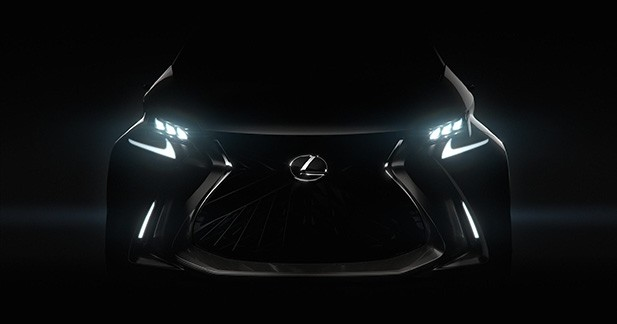 Lexus LF-SAConcept : une Aygo embourgeoisée?