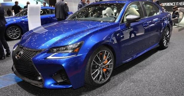Lexus GS-F: l'entre-deux