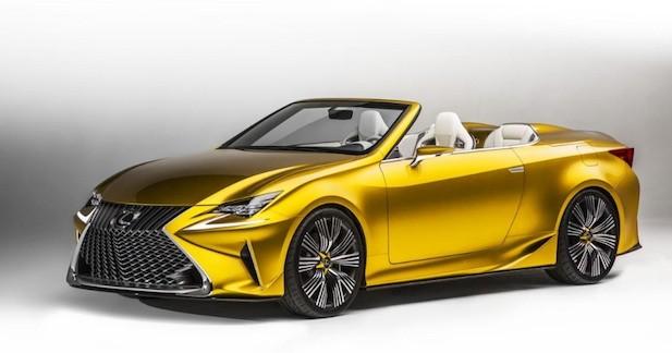L'avenir de Lexus matérialisé par un concept