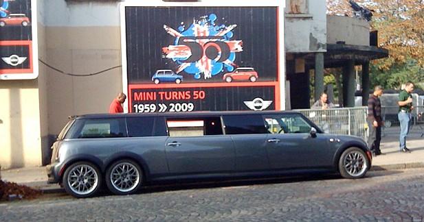 Une limousine Mini... Maxi !