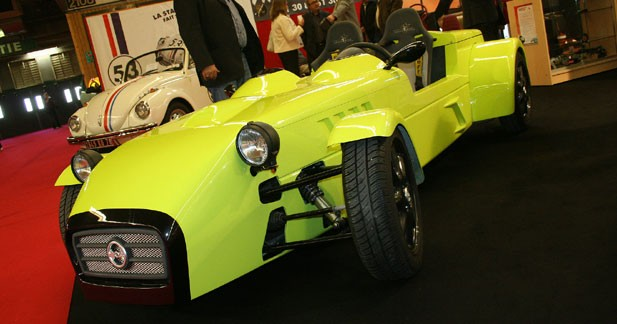 Little Extrem : roadster acidulé