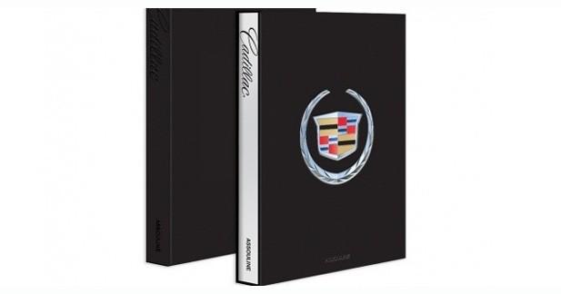 Cadillac va sortir un livre pour commémorer ses 110 ans