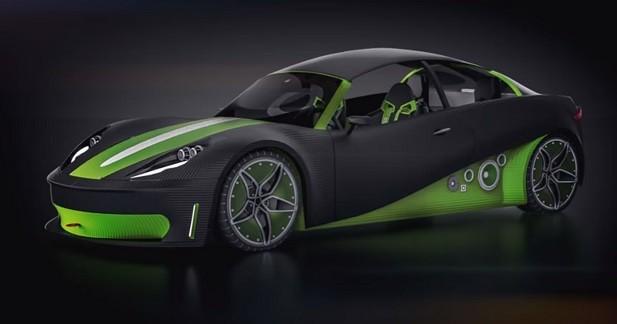 Local Motors présente deux voitures imprimées en 3D
