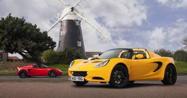 Lotus lance les Elise Sport et Elise Sport 220