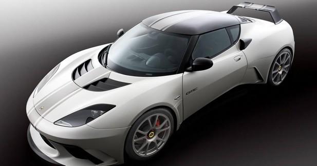 Lotus Evora GTE Concept : Premier podium à Pebble Beach