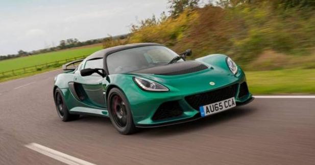 Lotus Exige Sport 350: chasse aux kilos