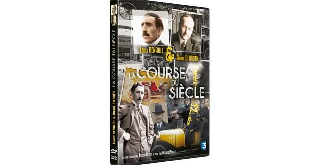 La Course du siècle : un film sur Louis Renault et André Citroën