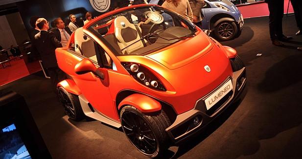 Lumeneo Neoma Roadster : Vent frais