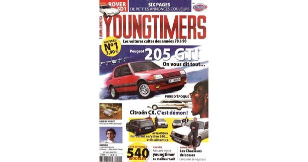 Magazine : YoungTimers fait la place aux jeunes anciennes