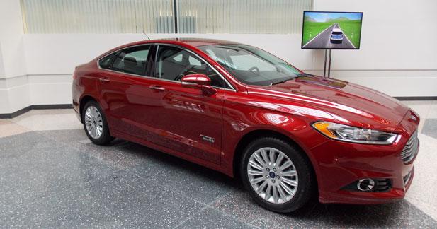 Un bon mois de mai pour Ford aux USA