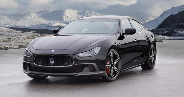 Mansory pousse la Maserati Ghibli à 480 ch