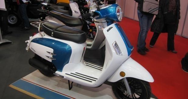 Mash scooter 2013 : 4 nouveautés !