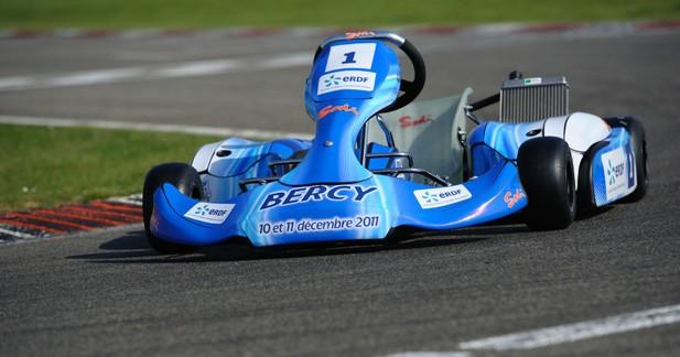 Essai <i>sport auto</i> Sodikart STX électrique : Ecolo et fort en sensations