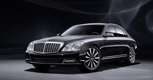 Mercedes confirme officiellement l'arrêt de Maybach