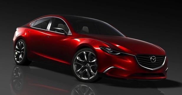 Nouveau teaser pour la future Mazda6