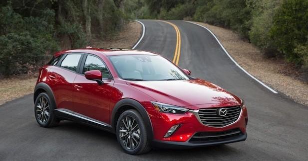 Mazda CX-3 : un sérieux concurrent