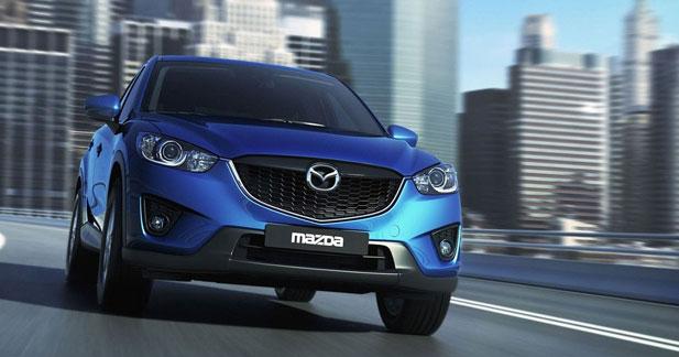 Mazda CX-5 : Baroudeur consciencieux...