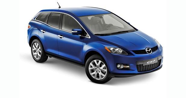 Mazda met fin à la carrière du CX7
