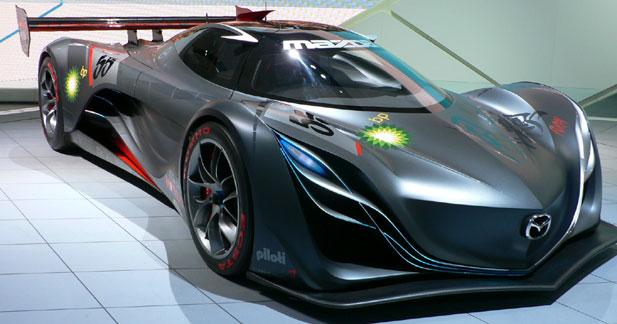 Mazda Furai Concept : le design en piste