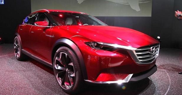 Mazda Koeru: proposition cohérente