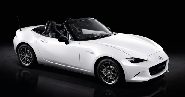 La Mazda MX-5 se décline maintenant en version RS