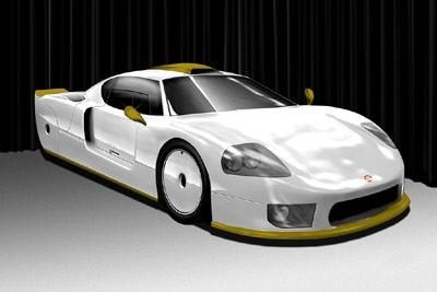 MCA ALA 50 : une supercar monégasque