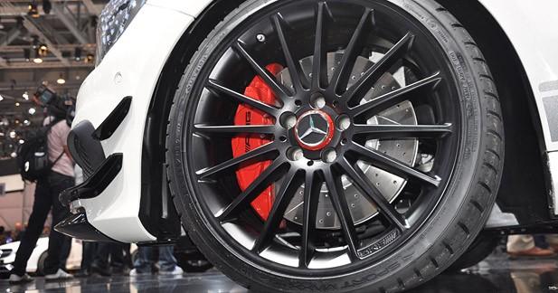 Mercedes A 45 AMG : Etoile filante