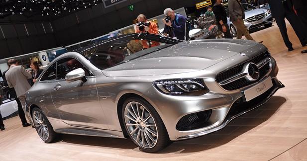Mercedes Classe S Coupé : un net penchant pour les virages