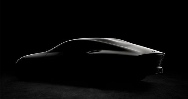 Un mystérieux concept Mercedes pour Francfort