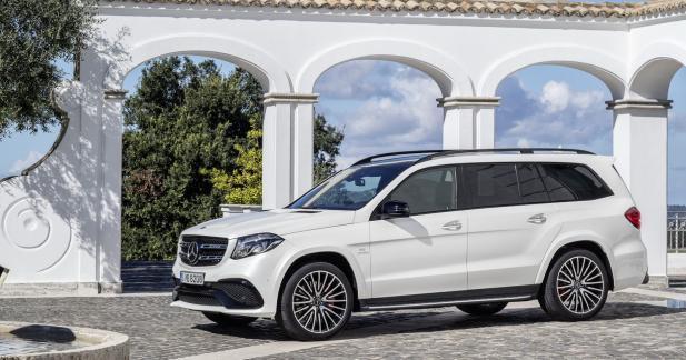 146 000 euros pour le GLS 63 AMG