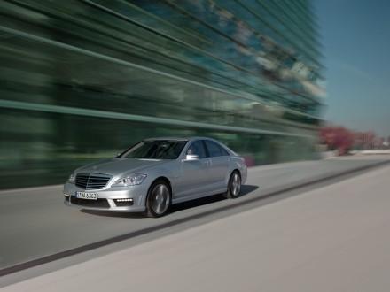 Mercedes S63 AMG et S65 AMG : berlines en tenue de sport