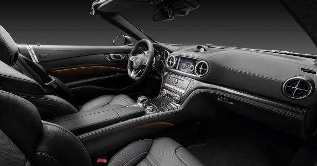 1 000 Nm de couple pour le SL 65 AMG !