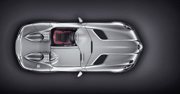 Mercedes SLR Stirling Moss : le baroud d'honneur