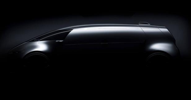 Mercedes prépare un van futuriste pour le salon de Tokyo