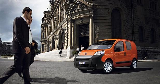 Fiat Fiorino Micro-Vett électrique : 600 km... et 4 pauses-café