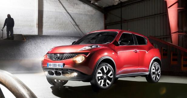 Nissan Juke : stop & start et regain de couple pour le 1.5 dCi