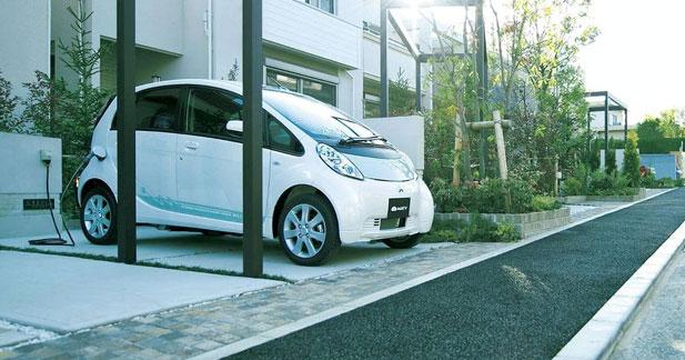 Mitsubishi i-MiEV : voici la version définitive !