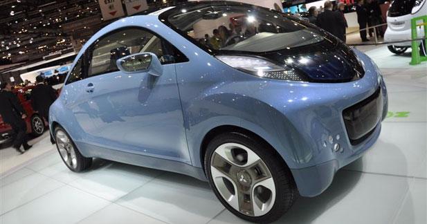 Mitsubishi I Miev Sport air : plaisirs purs