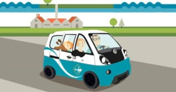 Angoulême passe à l'autopartage électrique