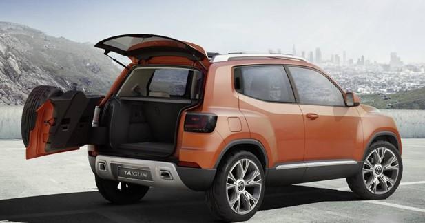 Volkswagen peaufine le Taigun en vue du salon de São Paulo