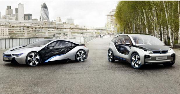 La BMW i3 entre 35 000 et 40 000 euros ?